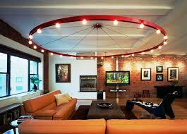 family room lighting design. Industrial Family Room Lighting Ideas Design O