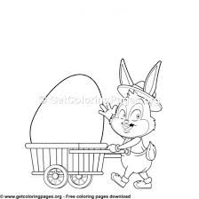 Crayola Coloring Pages Easter Bunny Page 4 Getcoloringpagesorg
