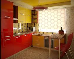 Red And Yellow Kitchen Yellow And Red Kitchen Interior Design Ideas And Photo Gallery