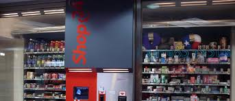 24 Hour Vending Machine Store