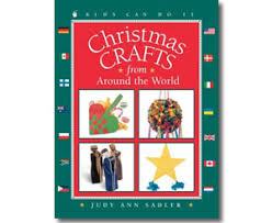 Christmas Crafts  Christmas Crafts From Around The World  Book Christmas Around The World Crafts For Preschoolers
