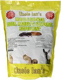 Uncle Ians 100045827 Mole & Gopher, Deer, <b>Rabbit</b> & <b>Squirrel</b>