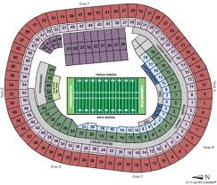 Candlestick Park Tickets And Candlestick Park Seating Chart