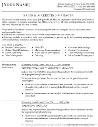 Target Resume Example Example Of Targeted Resume Target Resume ...