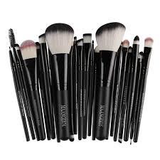 <b>22 Piece Cosmetic</b> Makeup Brush Set