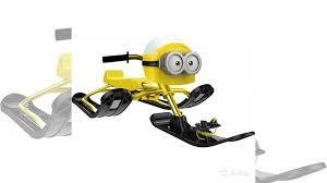 <b>Снегокат Snow Moto Minion</b> Despicable ME 37018 купить в ...