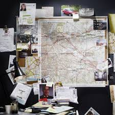 Hart Chart Decoding Decoding The Detectives Crazy Wall