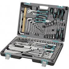 Купить <b>Набор инструментов</b> слесарно-монтажный <b>STELS</b> 142 ...