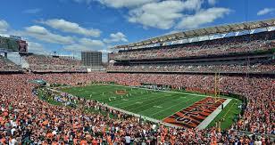Paul Brown Stadium Cincinnati Bengals Football Stadium