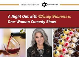 A Night out with Wendy Hammers