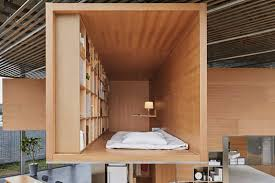 Micro Apartment Design Cool Decoration