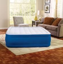 beautyrest air mattress. Simmons Beautyrest 17-Inch Queen Plushaire Express Air Bed With Pump Mattress