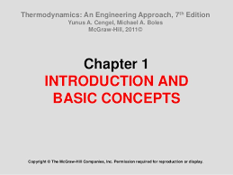 Bab 1 Thermodynamic of Engineering Approach