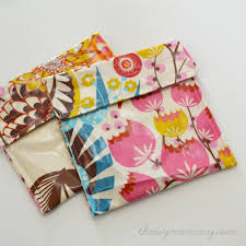 sew an easy reusable snack bag in 15 minutes backtoschool diy