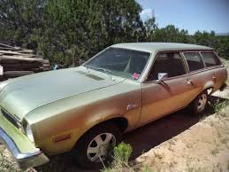 $800, 4-Speed, No Rust! 1974 Ford Pinto Wagon