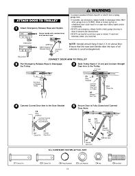 genie garage door opener wiring solidfonts genie garage door opener h8000 07 operation manual