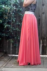 diy long circle skirt tutorial my 14 skirt