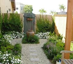 Gravel Garden Design Pict Interesting Decorating Ideas