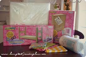 DiY American Girl Doll Bed DIY Doll Furniture