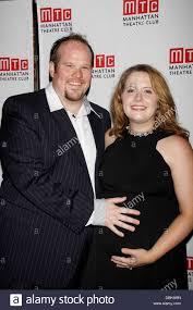 Garrett Sorenson and Elizabeth Batton Opening night after party ...