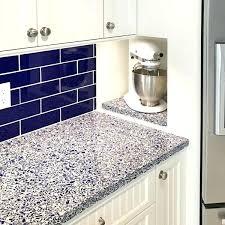 recycled material countertops maintenance woes of recycled glass recycled glass countertops cost vs granite