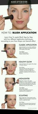 learn how to apply blush step by step with 4 diffe application techniques according to your face shape and desired effect