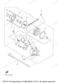 diagram of a snowmobile motor wiring diagram for you • yamaha snowmobile 2005 oem parts diagram for starting motor rh partzilla com arctic cat snowmobile parts
