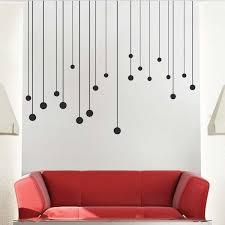Round Drops Wall Decals. Zoom