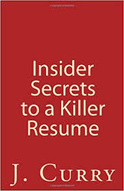 amazon cover letter insider secrets to a killer resume how to get your resume