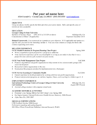 Resume Samples For Freshers Free For Download Coursework Writing