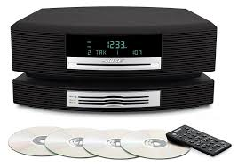 bose music system. amazon.com: wave music system iii with multi-cd changer - graphite gray: home audio \u0026 theater bose