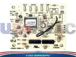 intertherm miller nordyne control board 624564 624557 • 146 99 nordyne intertherm miller defrost control board 620880 6208800