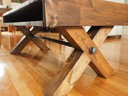 furniture do it yourself. X Leg Coffee Table. By DIY Furniture Do It Yourself A