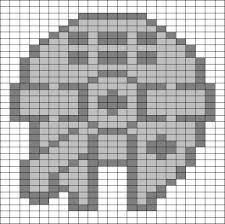 Star Wars Perler Bead Patterns Extraordinary Star Wars Perler Bead Patterns U Create Bloglovin'