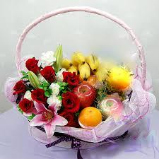 fragrant flowers fruityfruit basket 8 fruit basket ideas r75