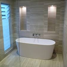 acs designer bathrooms. Interesting Bathrooms How I Updated My Bathroom By Installing A Freestanding Bathtub In Acs Designer Bathrooms E