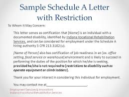 Schedule A Hiring Authority Ppt Video Online Download