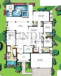 floor plan elevation