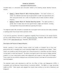 Sample Weekly Report Template Formal Report Format Sample Admin