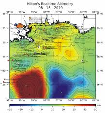 How Satellite Altimetry Charts Improve Offshore Fishing