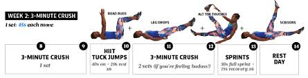 Ab Challenge 3 Minute Ab Exericses For Lower Abs Fitness Magazine