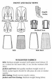 Kilt Pattern