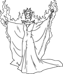 Small Picture Disney Maleficent Coloring Pages Wecoloringpage