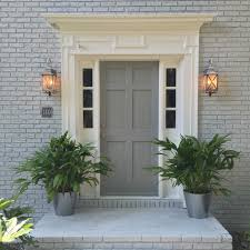 Wythe Blue Sherwin Williams Top Modern Bungalow Design Sherwin Williams Gray Grey Doors And