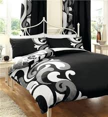 brown gray and black bedding sets neutral bedroom colors white red