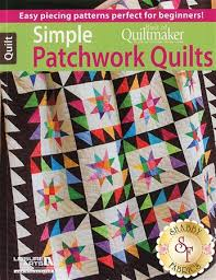 Simple Patchwork Quilts Book &  Adamdwight.com