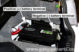 similiar 2006 325i battery registration procedure keywords 2001 bmw 325i battery location also bmw 5 series battery location