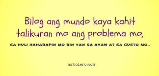 Positive Quotes About Life Tagalog Quote Pinterest Quotes Cool Quotes Related With Life