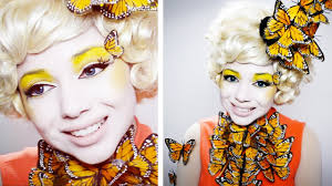 effie trinket erfly makeup charisma star