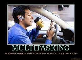 give it up you are not good at multitasking study tests com think you re good at multitasking think again a revealing new study detailed in this recent npr post has proven that human beings yes even you stink